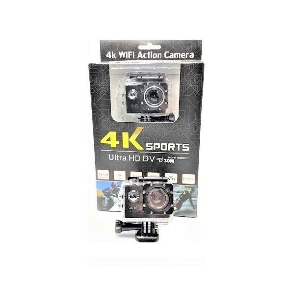 R8 CCC212 Akčná kamera čierna