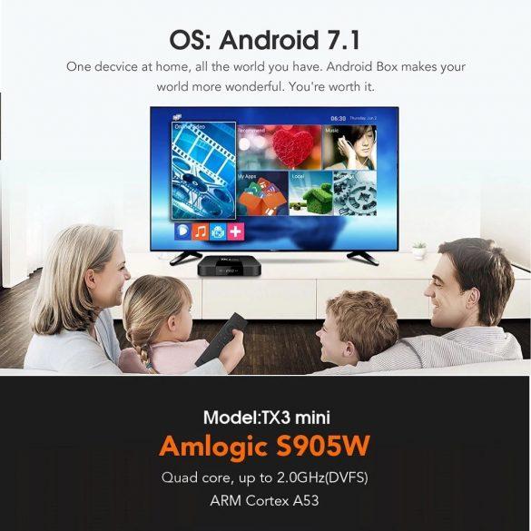 TX3 Mini Android TV BOX