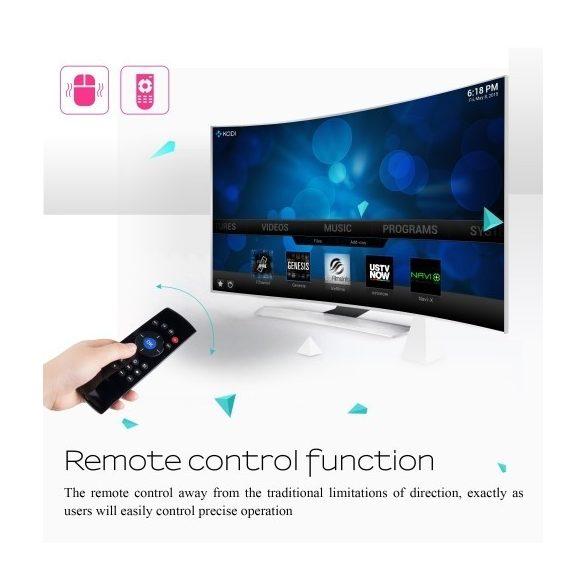 R8 C2 Prepínačka s klávesnicou na televízor