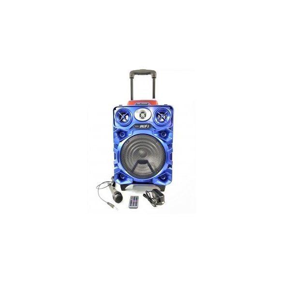 R8 RX-1000 Bluetooth reproduktor s karaoke mikrofónom