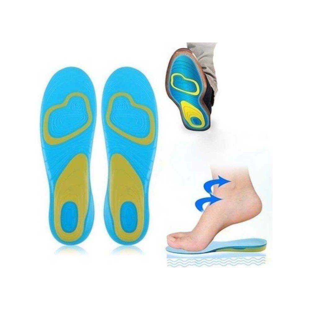 SISI NO.78117 Gélové vložky do topánok šport muži