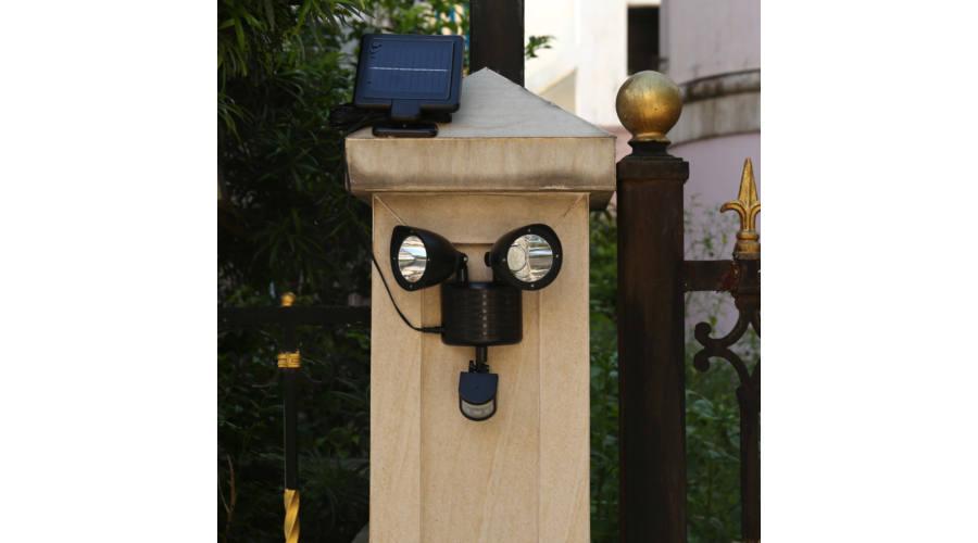 R8 GARDEN solárna lampa RG-468
