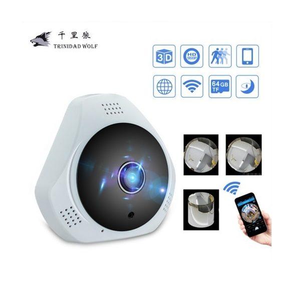 R8 T130 Bezpečnostná IP kamera biela