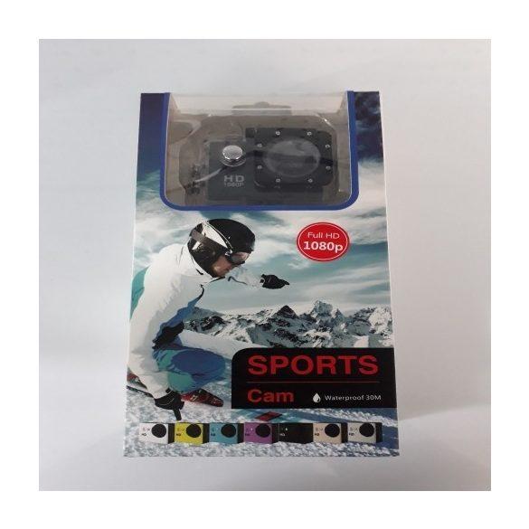 R8 G22 Akčná kamera čierna