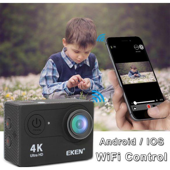 R8 CCC215 Akčná kamera Wifi čierna