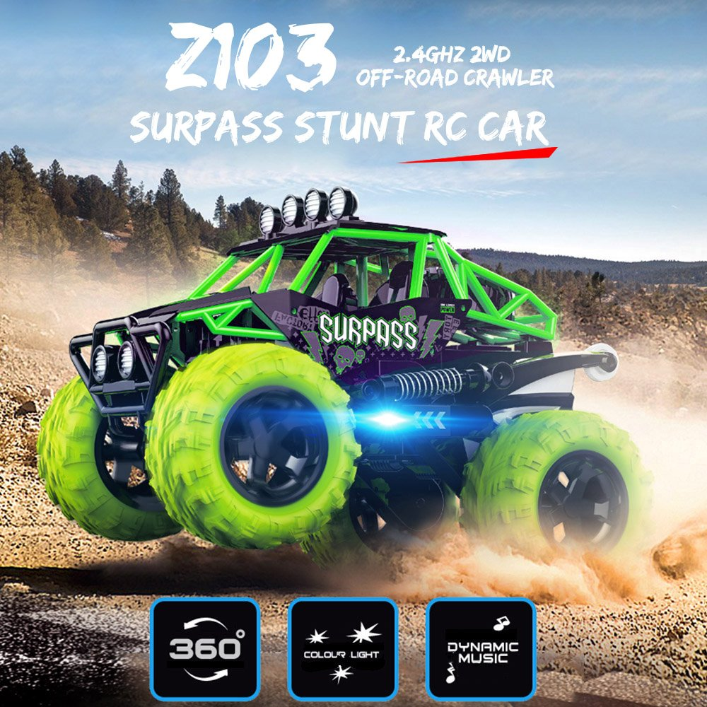 NO.Z103 RC STUNT AUTO