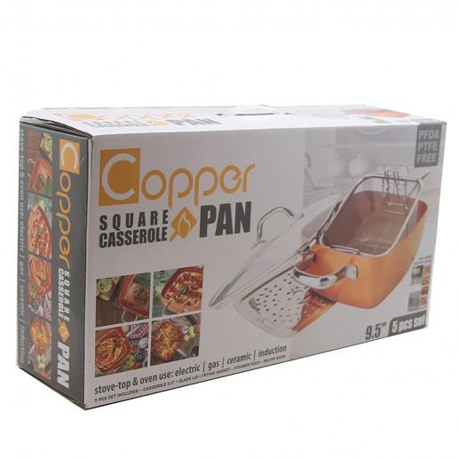 Copper Pan 02597
