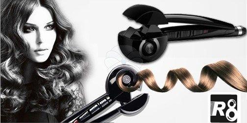 R8 Lokňovač kulma na vlasy - R8ZMCCI020