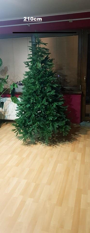 R8-HOME 3D vianočný stromček SMREK 120 cm